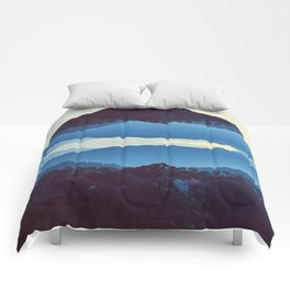 Himalayan Reflection 2 Comforters