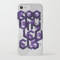 deadmau5 iPhone & iPod Cases featuring Gravity Levels - Geometry by Sitchko Igor