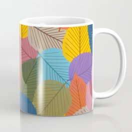 Leaves, Leaves, Leaves - Autumn is Coming - 57 Montgomery Ave Coffee Mug