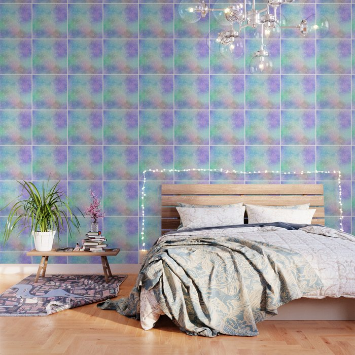 Glizy Glam Pastel Diamond Sparkle Wallpaper By Fharryn