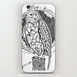 Geo-Hawk iPhone Skin