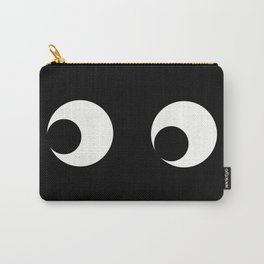 Looking! eyes on the left!  Carry-All Pouch