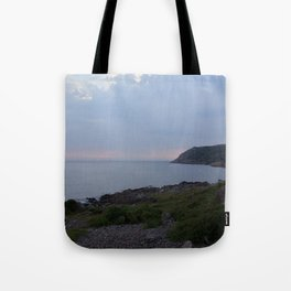 Molle bay view  Tote Bag