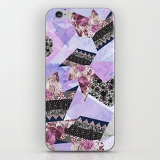 FLORAL HYPNOSIS  iPhone & iPod Skin