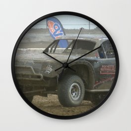 2017 MORR Super Stock Truck Wall Clock