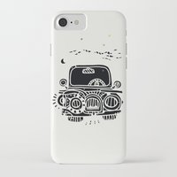 jeep iPhone & iPod Cases featuring Jeep by inktheboot