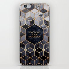 Don't quit your daydream iPhone Skin