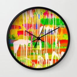 Drip Wall Clock