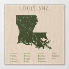 Louisiana Parks Canvas Print