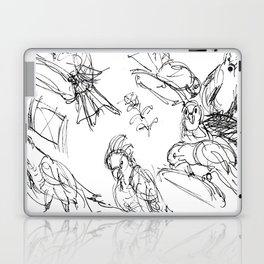 Birds at the Hamlins           by Kay Lipton Laptop & iPad Skin