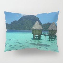 Bora Bora Bungalow Pillow Sham
