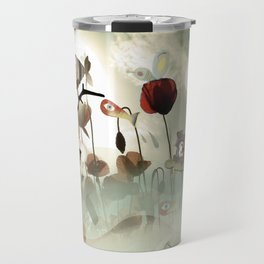 Delicious Light and Transparency  Travel Mug