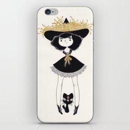 Salem iPhone Skin