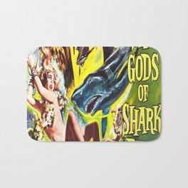 Vintage poster - She Gods of Shark Reef Bath Mat