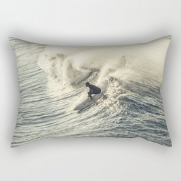 Drop in and live the life. Rectangular Pillow
