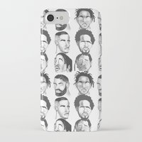 hip hop iPhone & iPod Cases featuring Hip Hop by Tristan