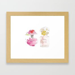 Marc Jacobs Framed Art Print