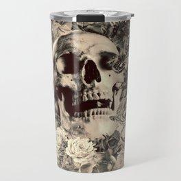 The Final Curtain (Sepia) Travel Mug