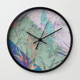 endemic Wall Clock