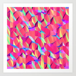 Untitled Pattern Art Print