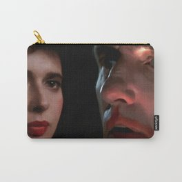Isabella Rossellini and Dennis Hopper Carry-All Pouch