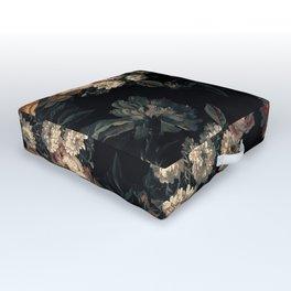 Midnight Garden XIV Outdoor Floor Cushion