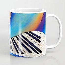 Redemessia - spiral piano Coffee Mug