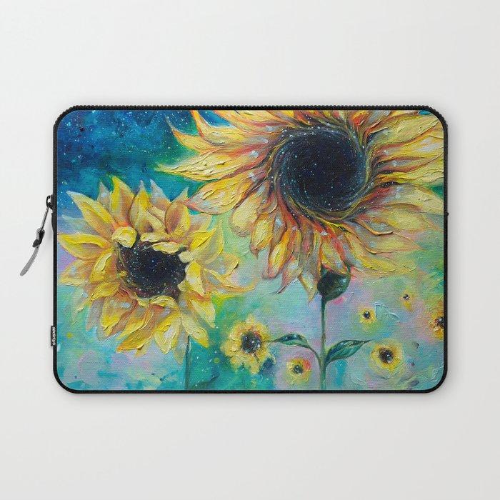 Supermassive Sunflowers Laptop Sleeve