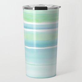 Beach Glass Travel Mug