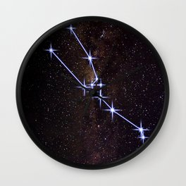 Taurus Wall Clock