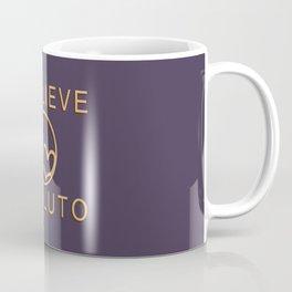 I Believe in Pluto Coffee Mug