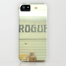 Rogue iPhone Case