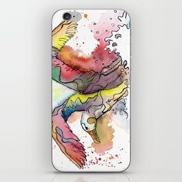 I'd rather be an albatross iPhone Skin