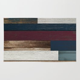 The Lodge Wood Rug