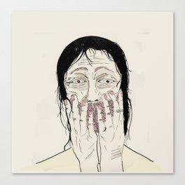 Overjoyed Canvas Print