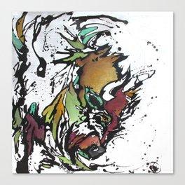Tatonka TT Canvas Print