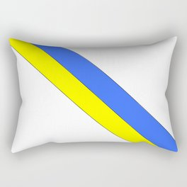 Flag of Ukraine 3 -Ukrainian,Україна, Ucrania,kiev,sevastopol Rectangular Pillow