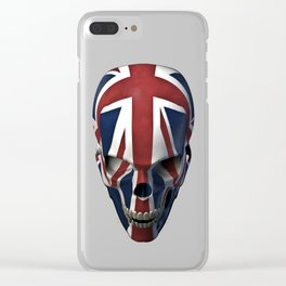 British horror Clear iPhone Case
