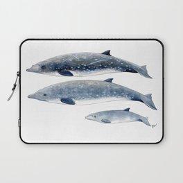 Blainville´s beaked whale Laptop Sleeve