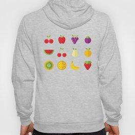 One Fruit A Day Keeps The Doctor Away Hoody