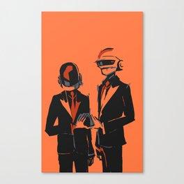 Random Access Memories Canvas Print