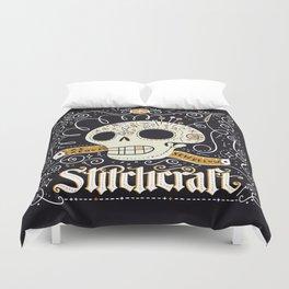 Stitchcraft Duvet Cover