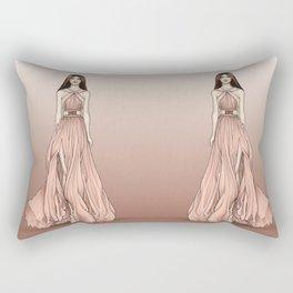 Elie Saab AW 2014-15 Rectangular Pillow