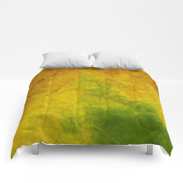 Nature color Comforters