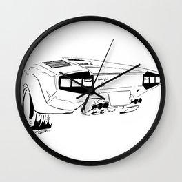 Classic Countach Wall Clock