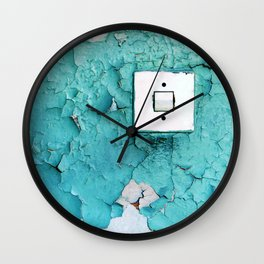 ON Wall Clock
