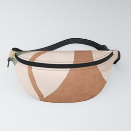 Vase Abstract Art Fanny Pack