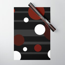 Modern Geometric 4 Wrapping Paper