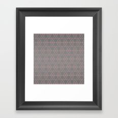 try to see Framed Art Print