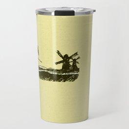 don quixote   Travel Mug
